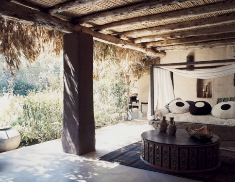Consuelo Castiglione terrasse