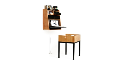 Gaston Wall Desk