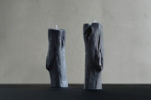 Charcoal Candle